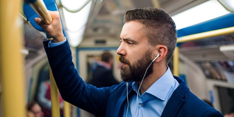 The average commute in the US is 25 minutes, for branded podcasts that's often a good length to aim for